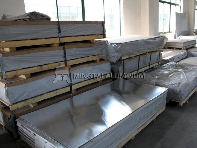 1100 aluminum plate