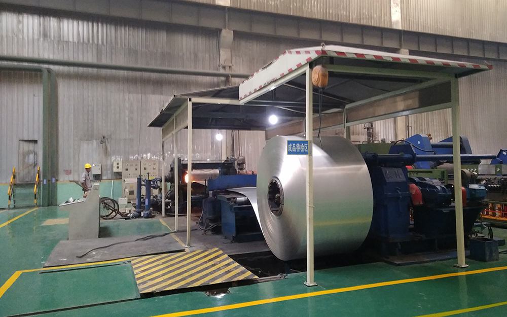 Aluminum sheet supplier