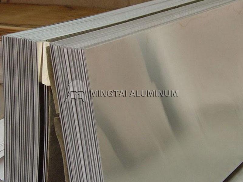 anodized 5182 aluminum plate
