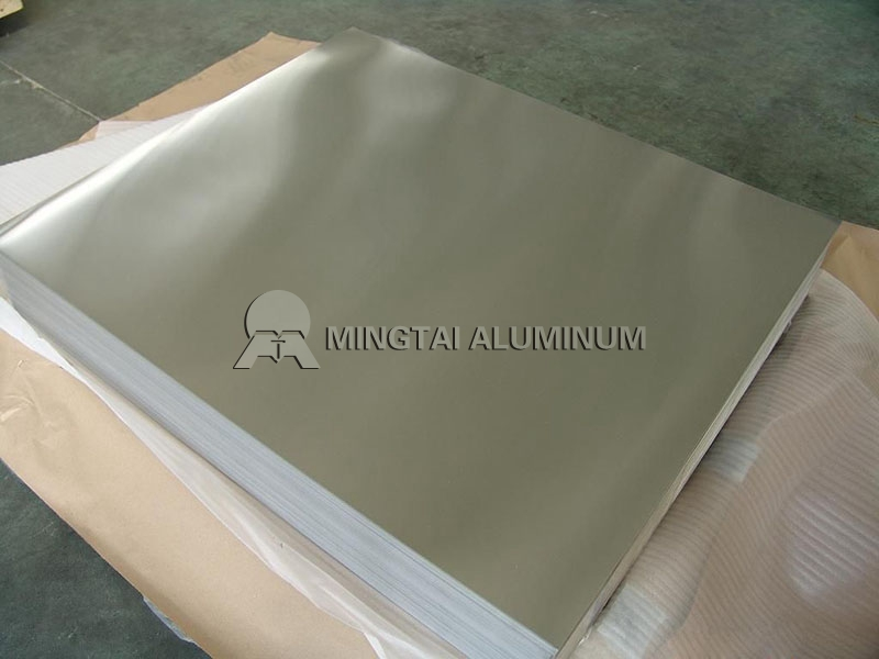 6063 aluminum sheet for computer case