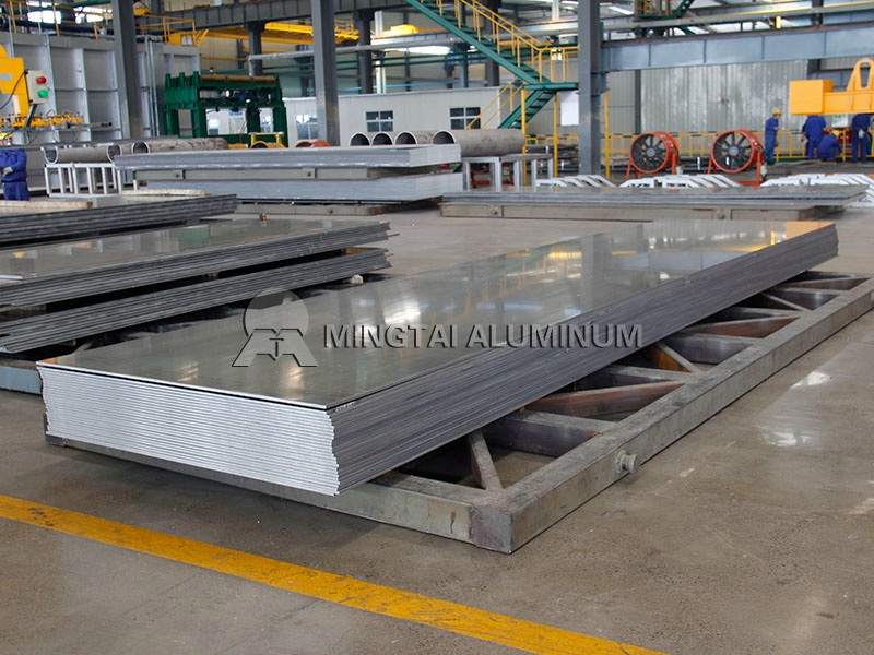 7005 aluminum plate