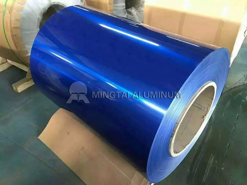 Coated aluminum coil (1)