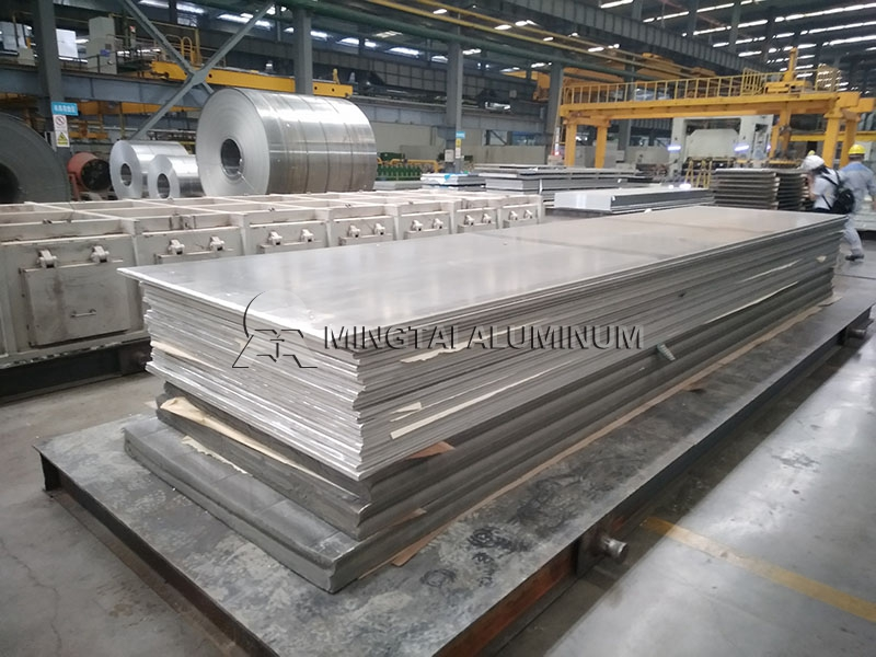 Hot Rolled Aluminum