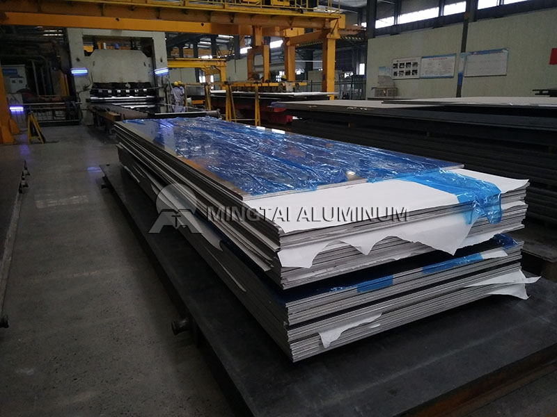 Hot rolled aluminum sheet (2)