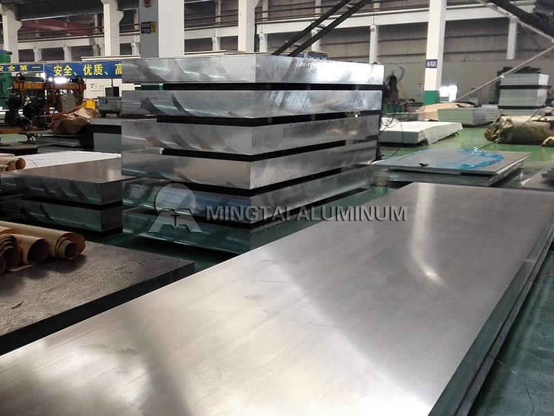 Marine Grade Aluminum