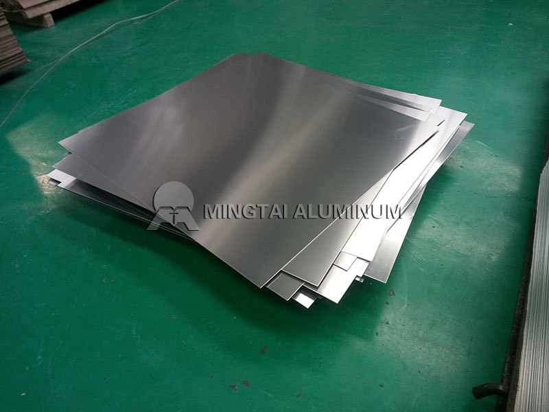5 mm aluminium sheet