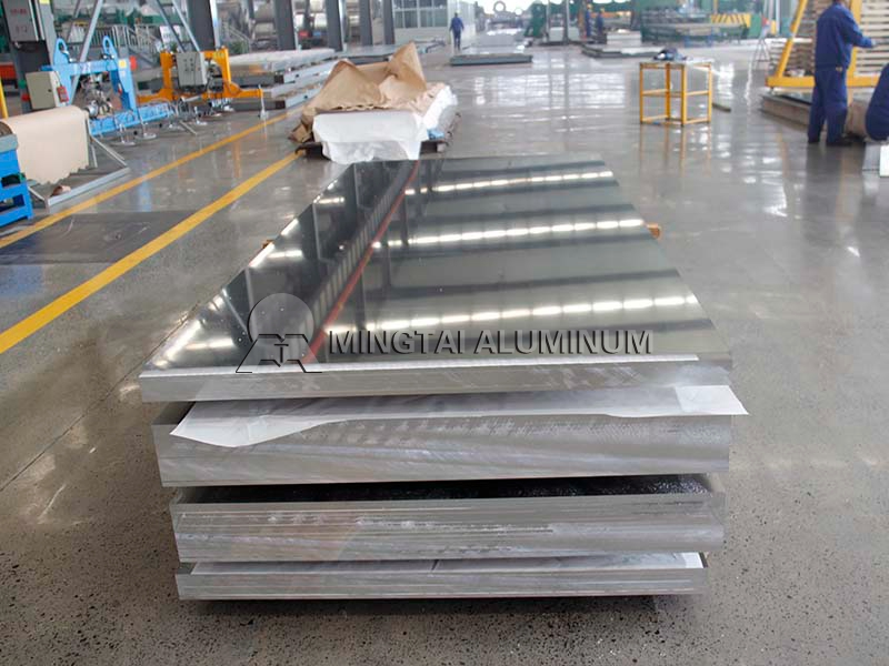 5052 aluminum plate for bus skin