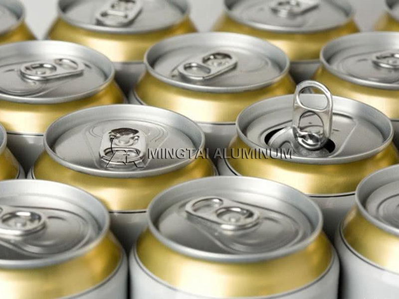 Aluminum for cans