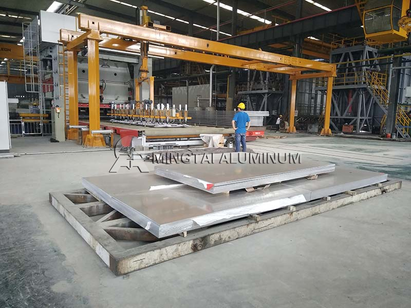 Aluminum Sheeting Suppliers