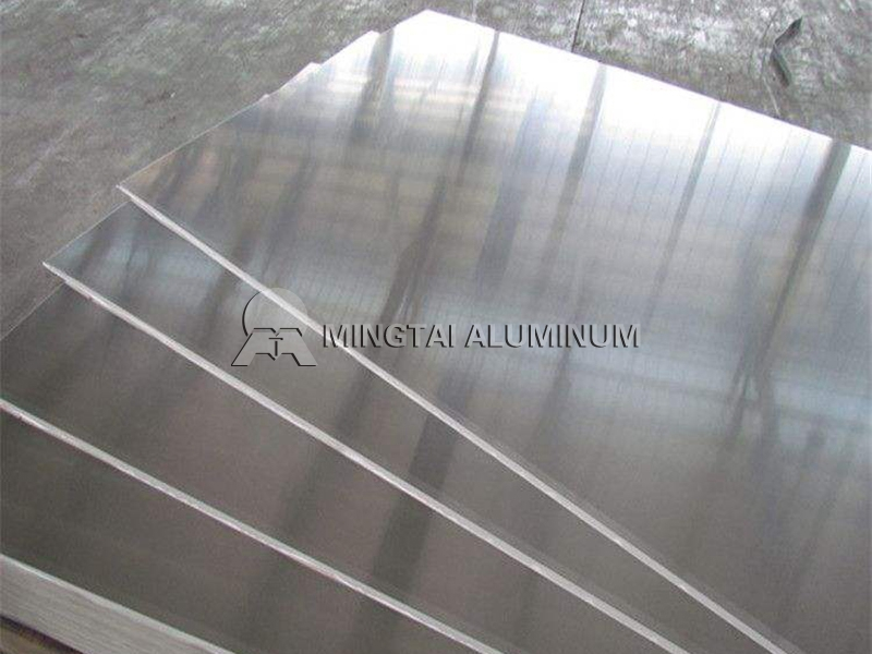 Aluminum plate supplier