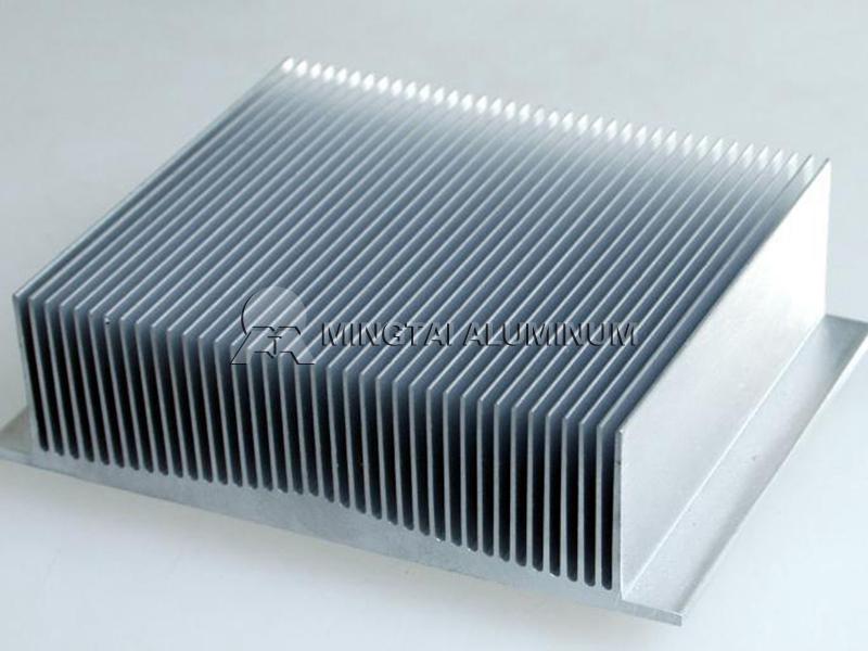 Aluminum radiator (4)