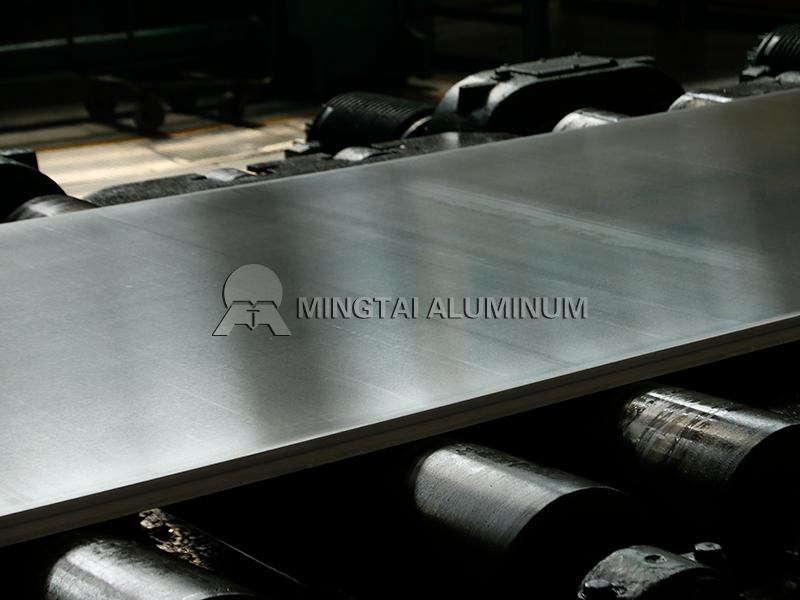 automotive aluminum plate