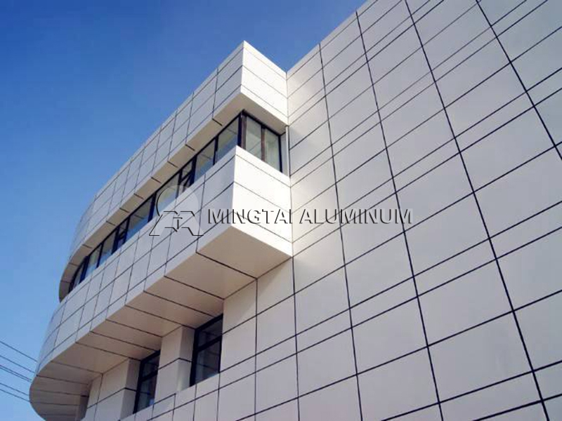 Curtain wall aluminum (1)