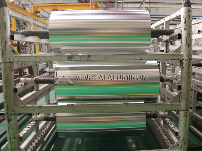 aluminum foil manufacturer
