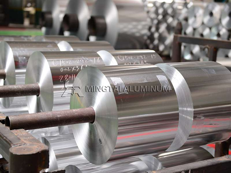 pharmaceutical packaging aluminum foil