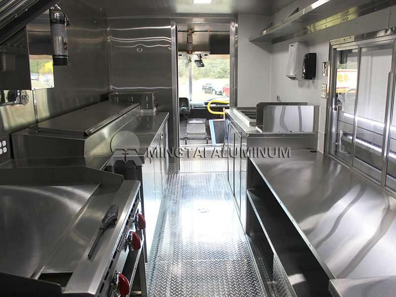 Aluminum Tread Plate 4x8