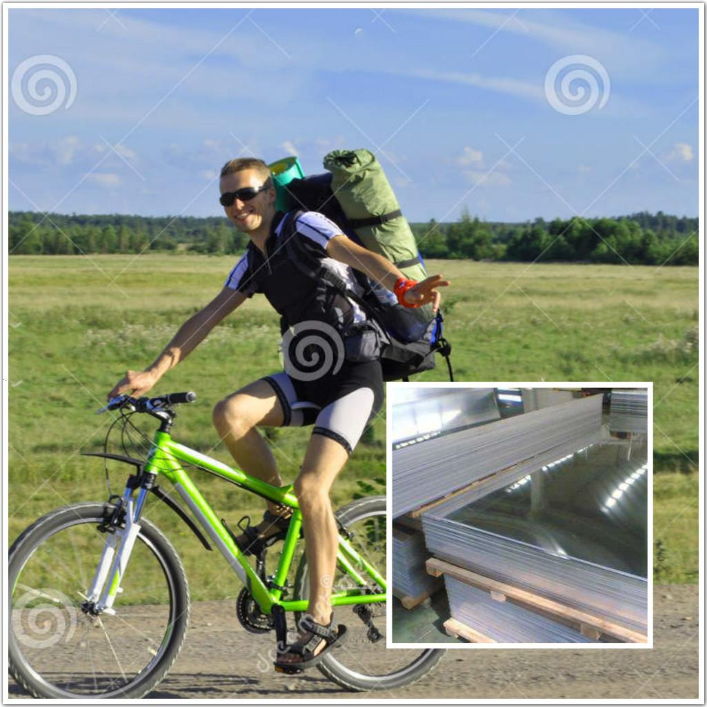 aluminium sheet for bike