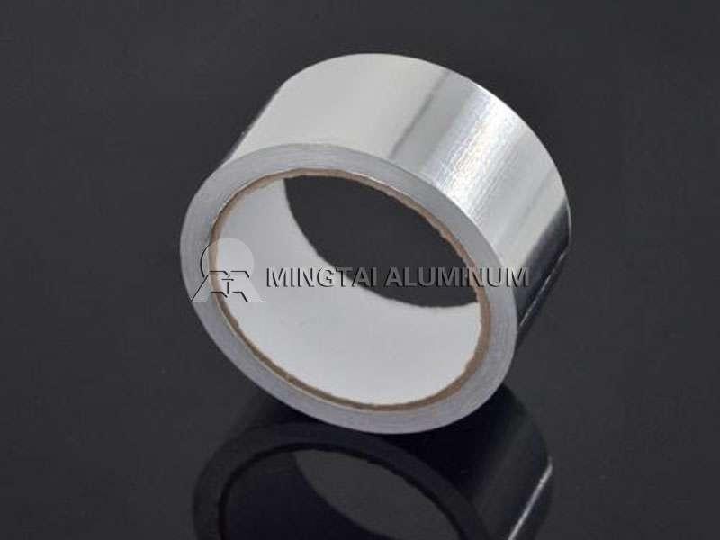 Tape aluminium foil