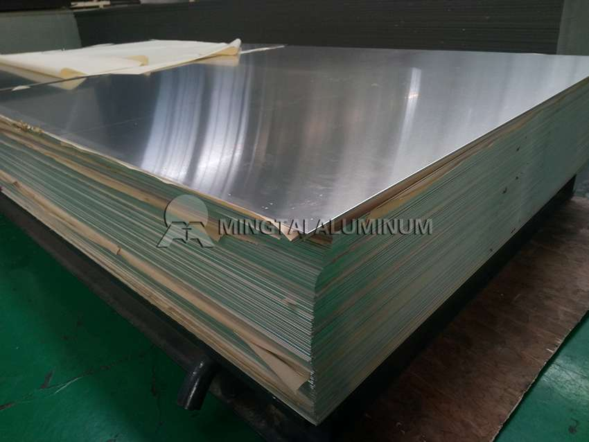 Railway soundproof aluminum plate