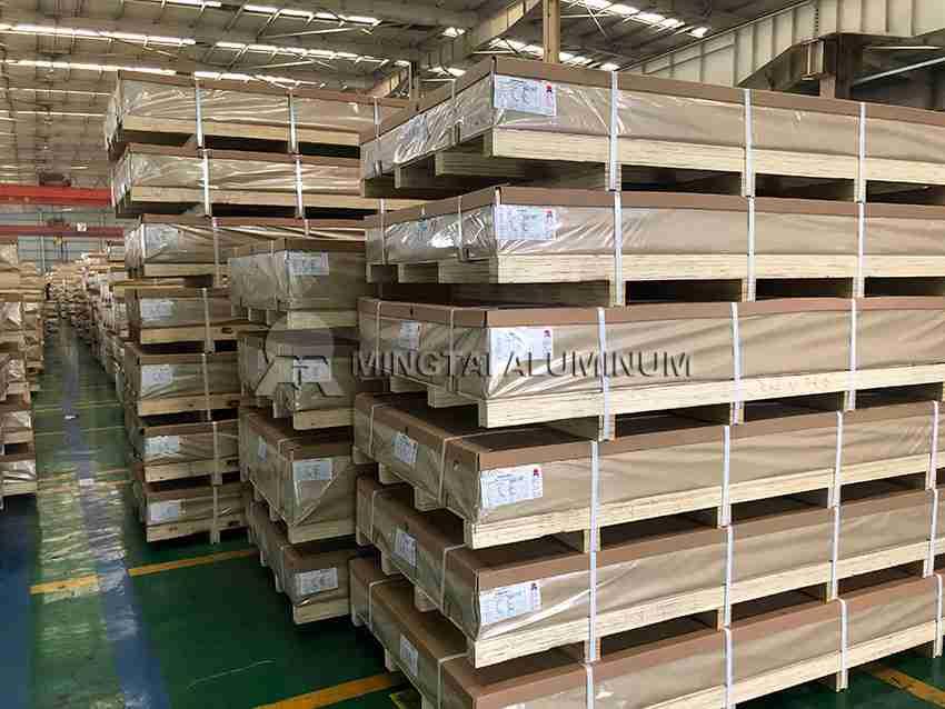 5005 aluminum sheet supplier