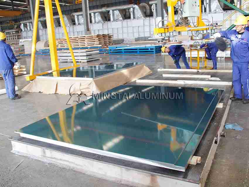 6mm aluminium plate