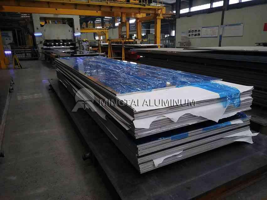16mm Aluminium Plate