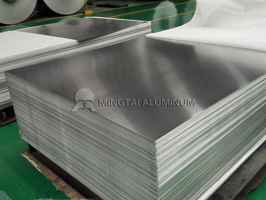 2mm Thick Aluminium Sheet