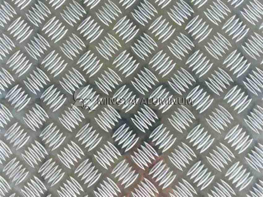 3003-h22 Aluminum Tread Plate
