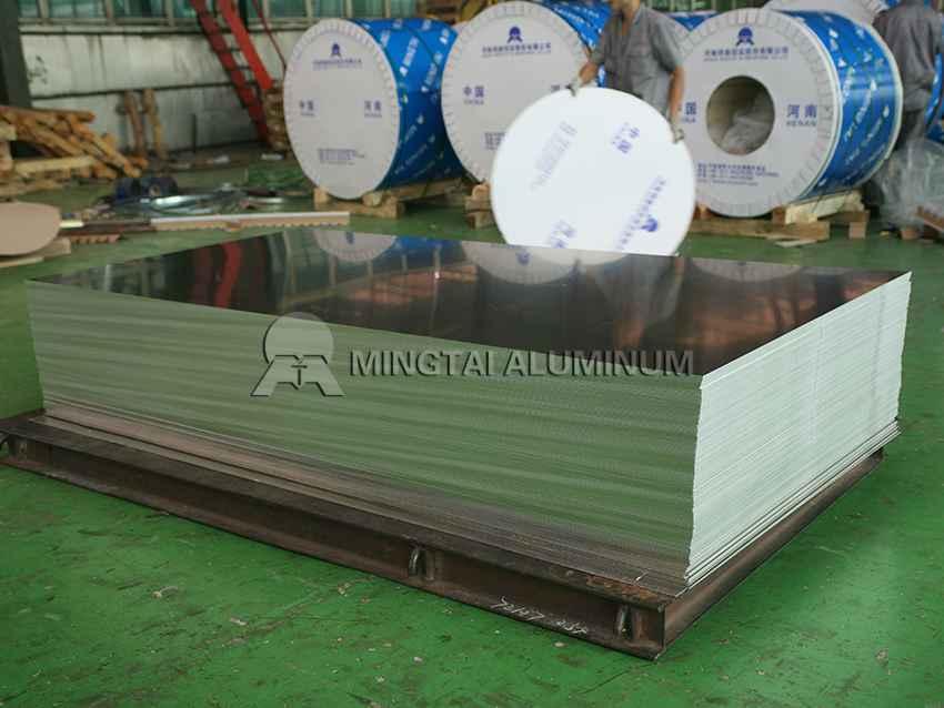 3mm aluminium sheet