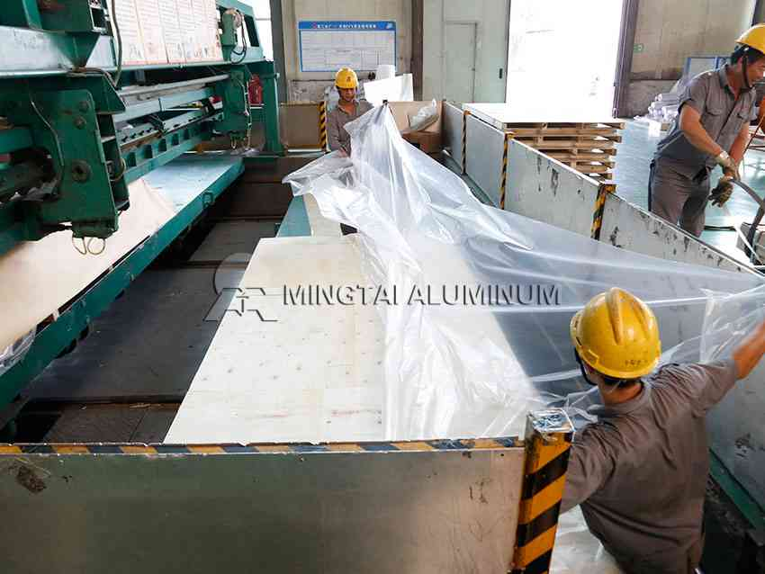 8011 h14 Aluminum Closure Sheet