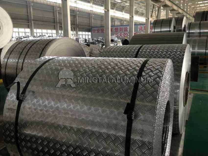 aluminium checker plate 3mm