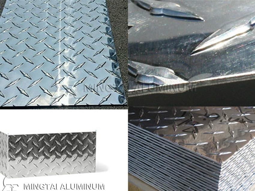 3003 h22 aluminum tread plate