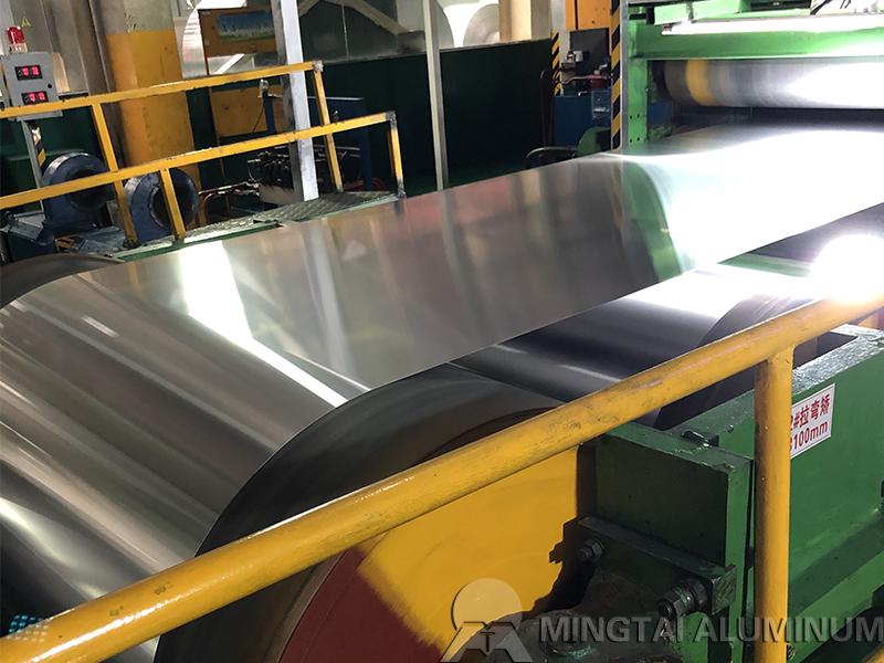 aluminum sheet for bending
