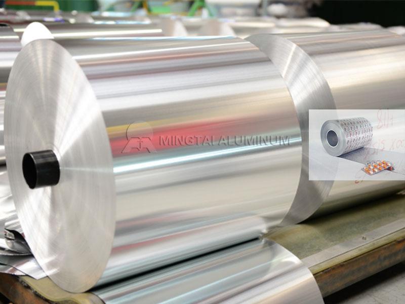 aluminium foil 20 micron