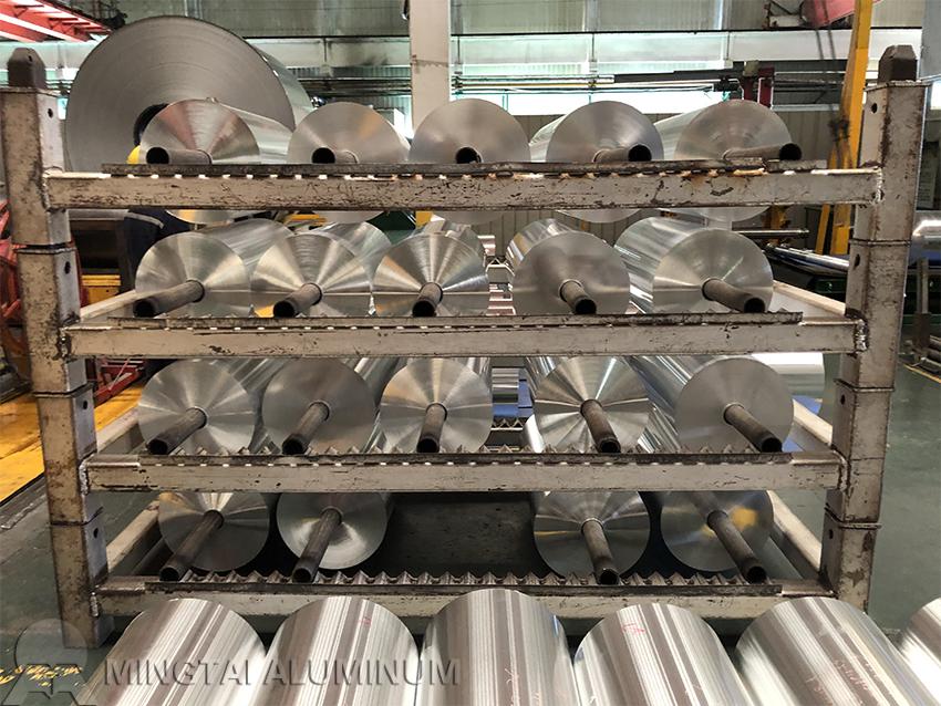 aluminium foil manufacturers