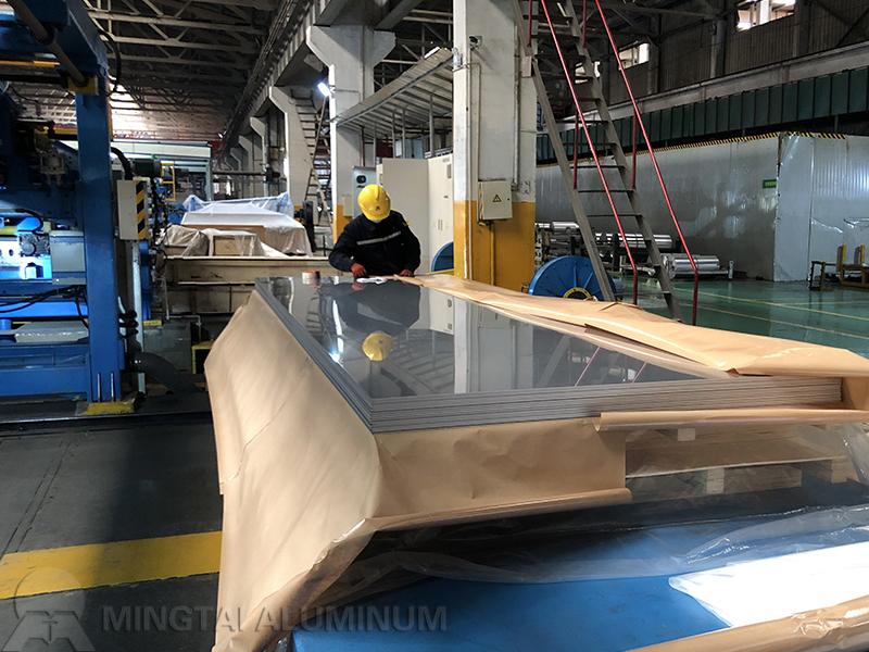1.5 mm aluminium sheet