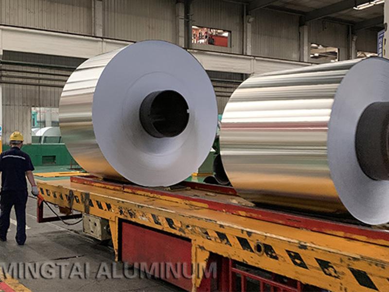 aluminum roof coil